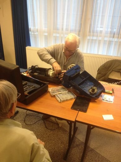 Repair Café Schoorl – 10 Januari 2018